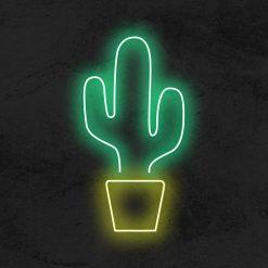 Cactus Neon LED La Maison du Neon