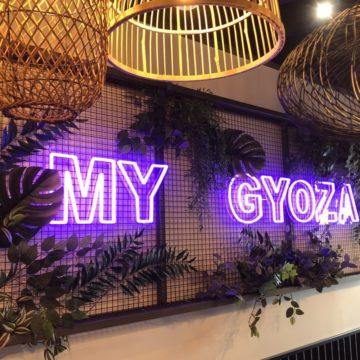 restaurant my gyoza neon rose