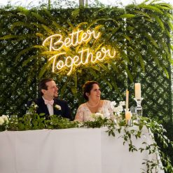 Better Together en neon LED decor maison La Maison du Neon