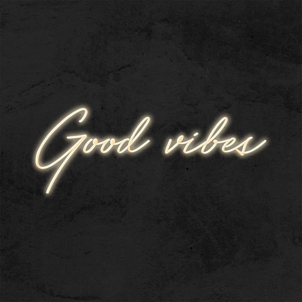 néon led good vibes