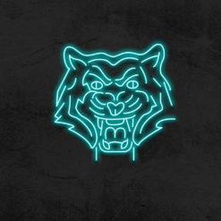 tigre neon led deco la maison du neon