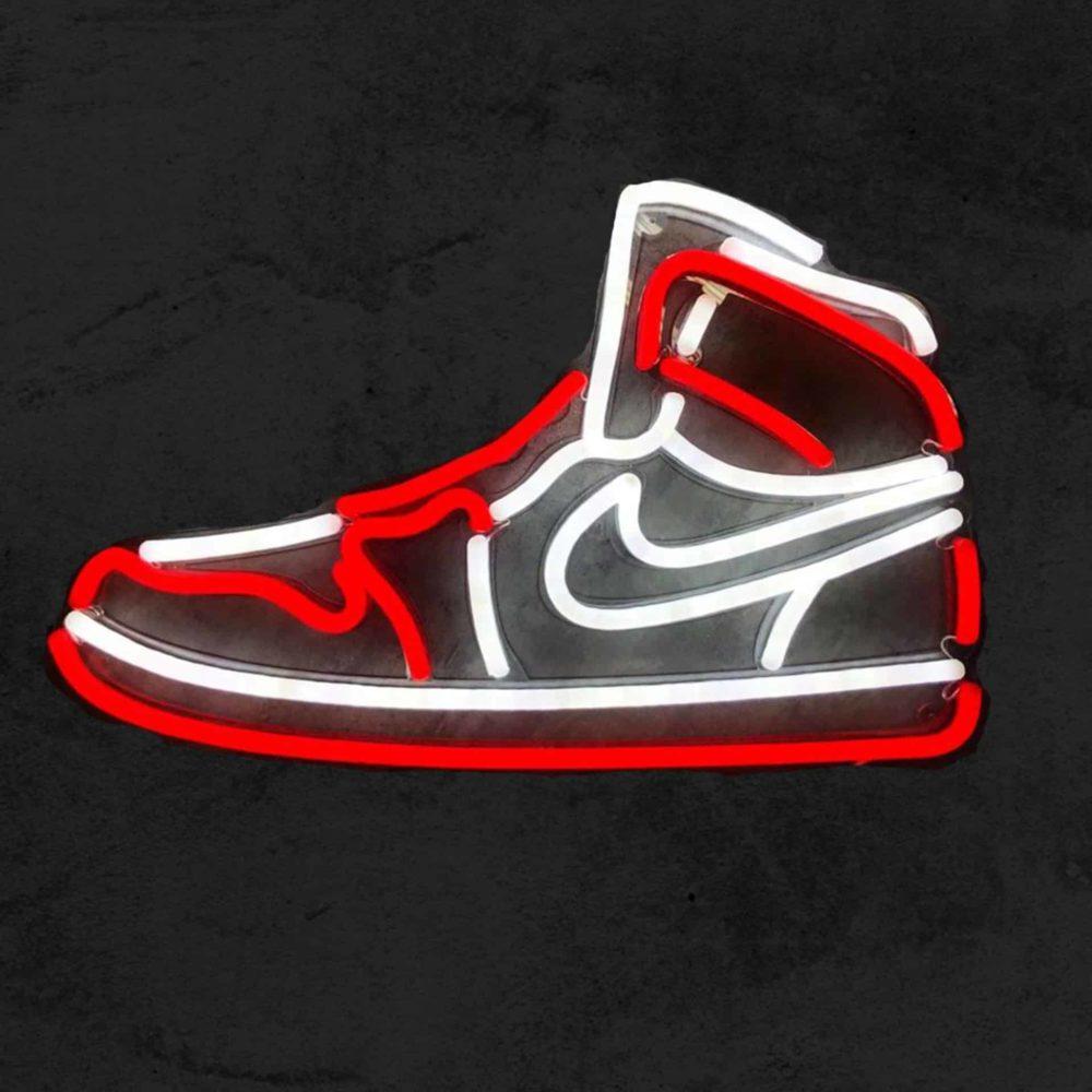 Néon Air Jordan 1