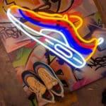 Air Max 1 97 SW neon LED La Maison du Neon
