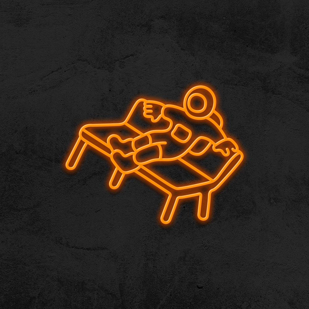 astronaut neon deco led la maison du neon