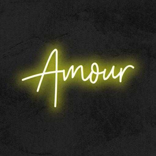 Amour Neon LED La Maison du Neon