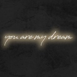 you are my dream neon led la maison du neon