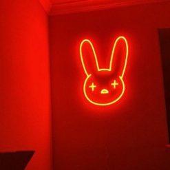 bad bunny Neon LED La Maison du Neon