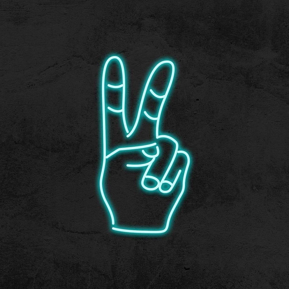 Peace - Néon LED | La Maison Du Neon | Néon Led