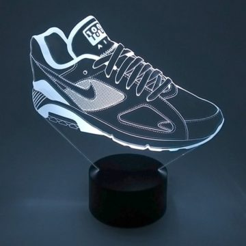 Lampe LED Nike Air Max 180 Sneaker