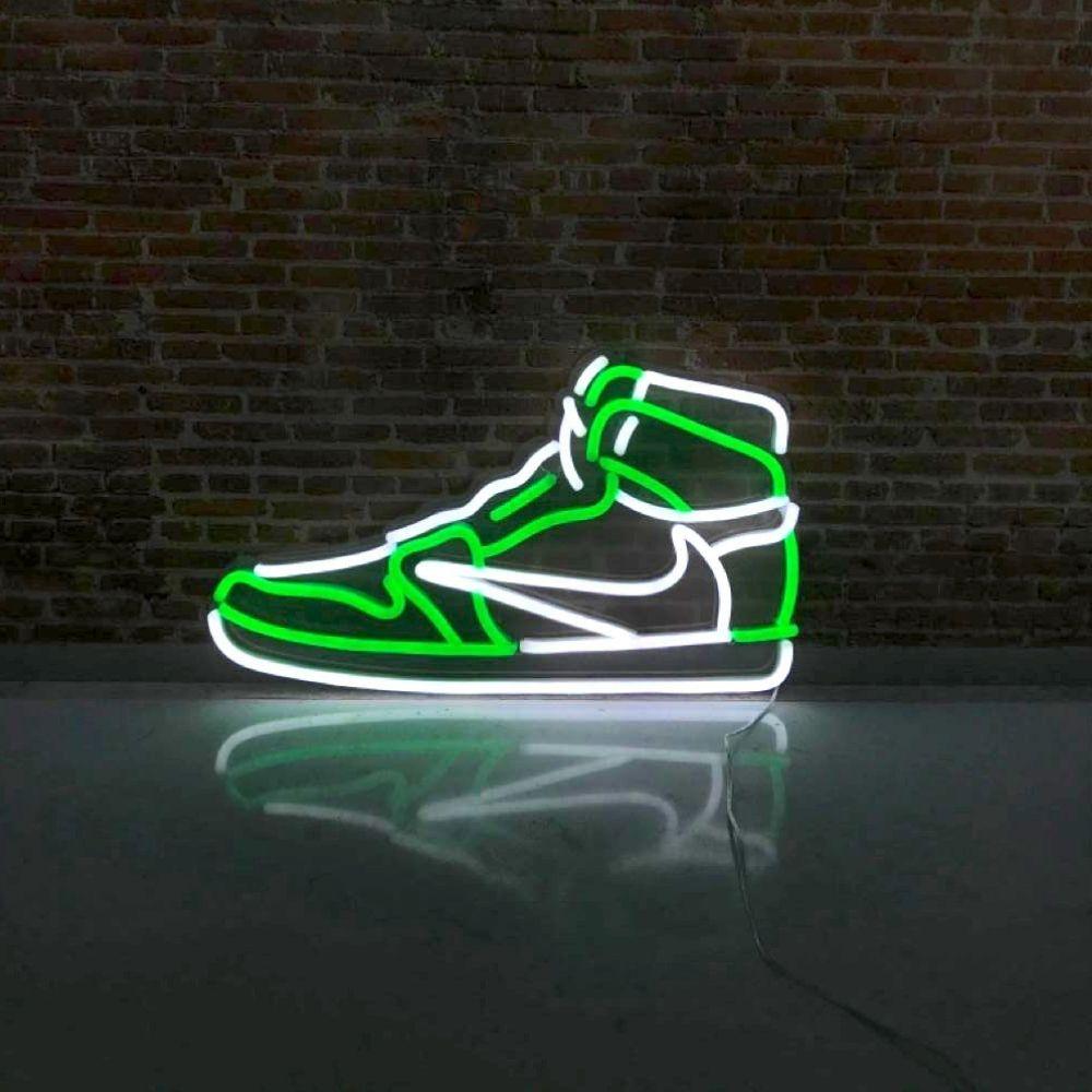 Air Jordan Cactus Jack Travis Scott La Maison du Neon