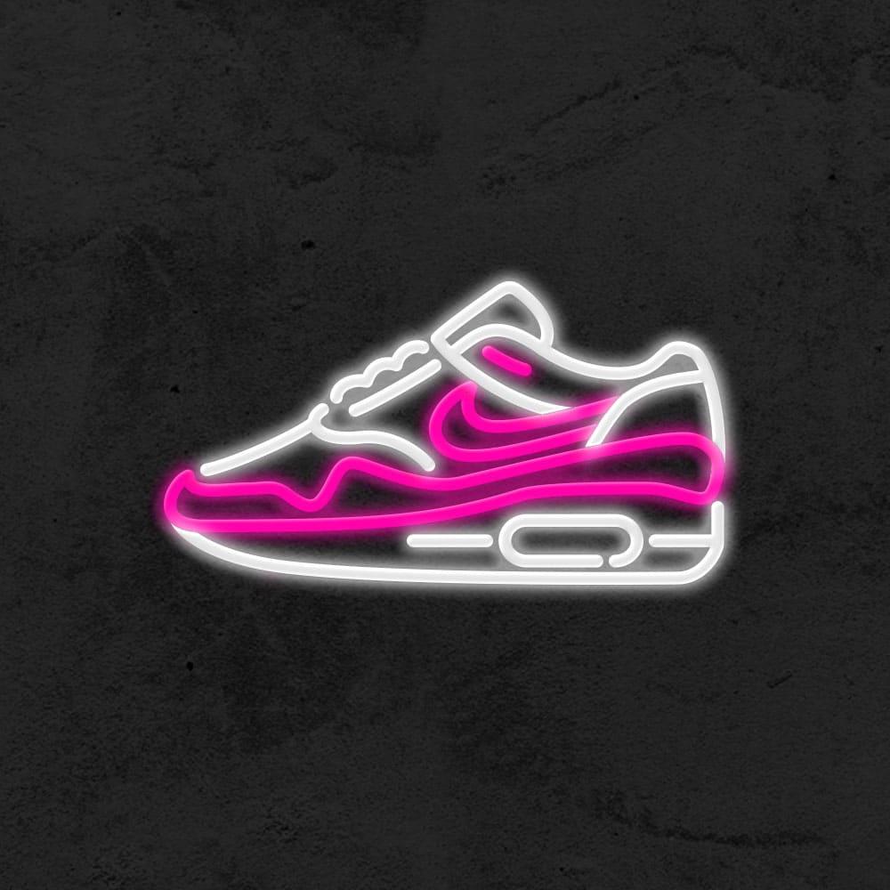 neon air max 1 LED sneaker deco la maison du neon