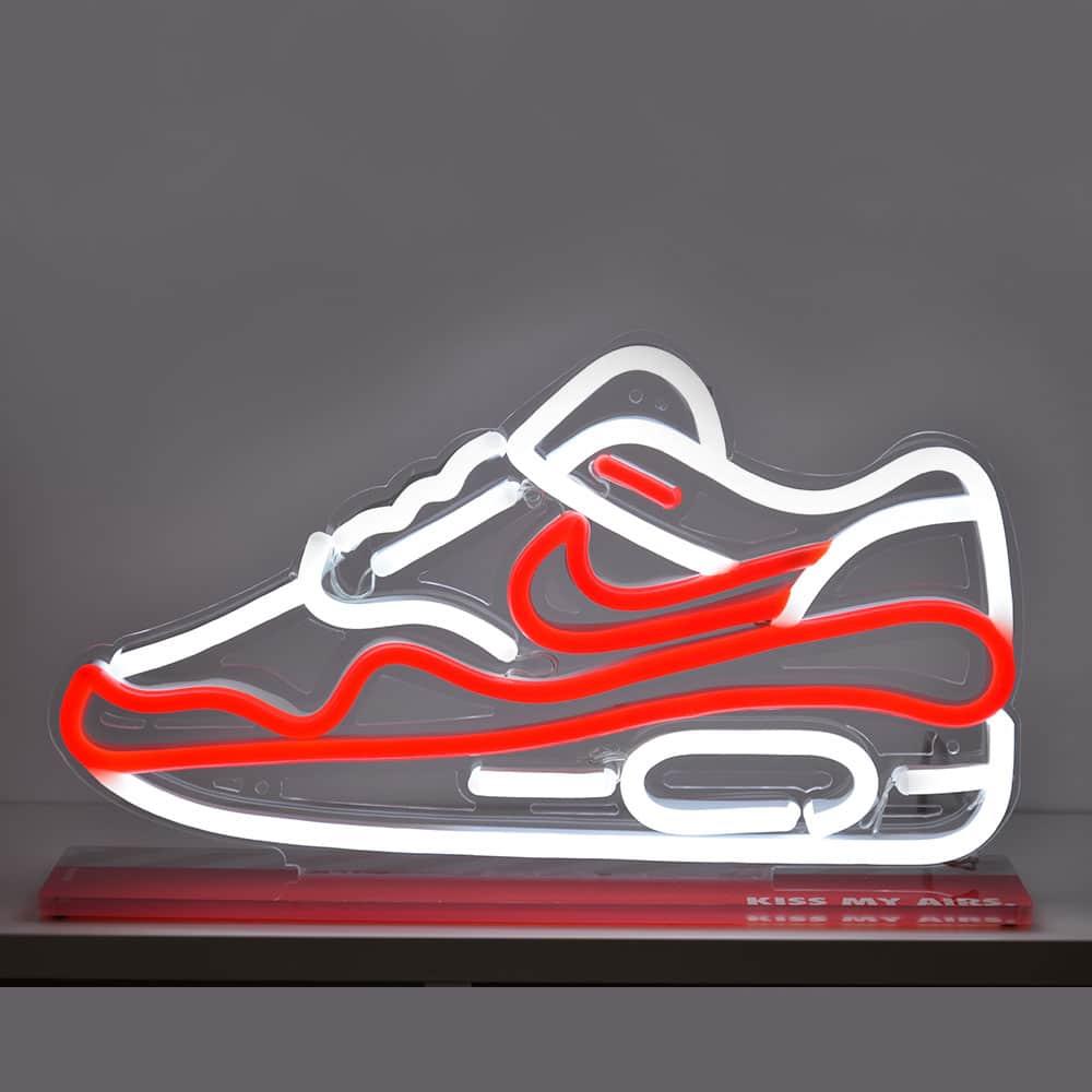 air max led neon