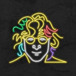 neon john lennon led deco iconic la maison du neon