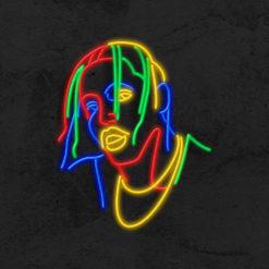 neon travis scott led deco iconic la maison du neon
