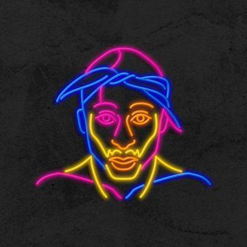 Néon Tupac