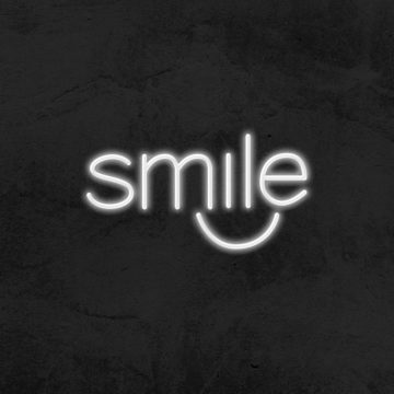 neon smile led