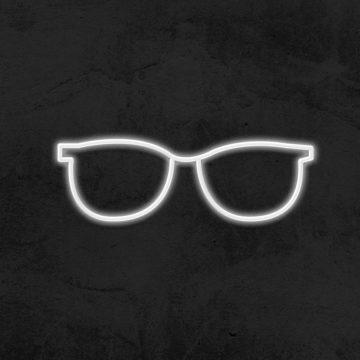 neon lunettes