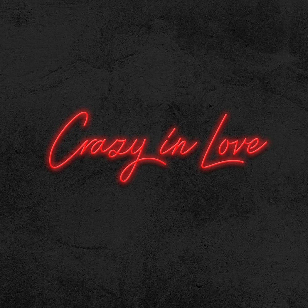 néon crazy in love