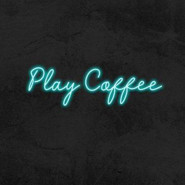 Néon Play coffee
