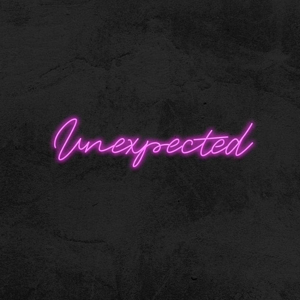 Neon Unexpected
