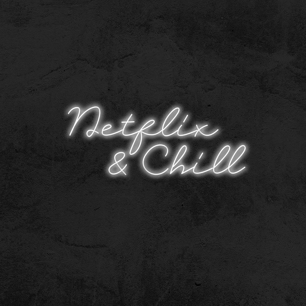 Néon Netflix And Chill