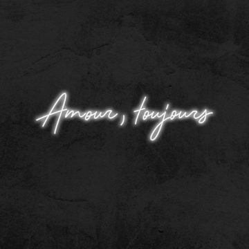 neon amour toujours
