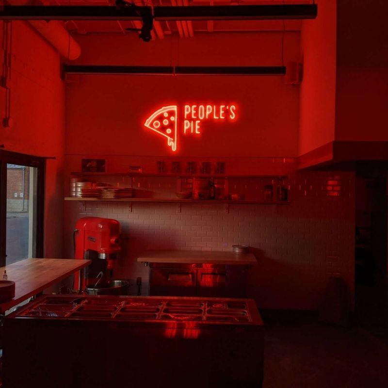 néon sur-mesure led la maison du néon