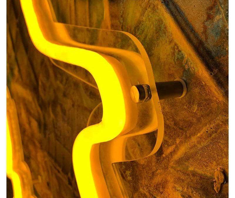 tube de flex LED