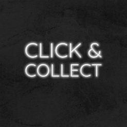 néon click and collect restaurant la maison du neon