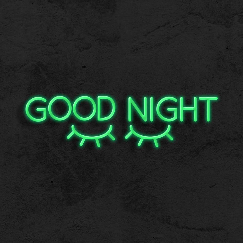 néon good night chambre enfant deco la maison du néon