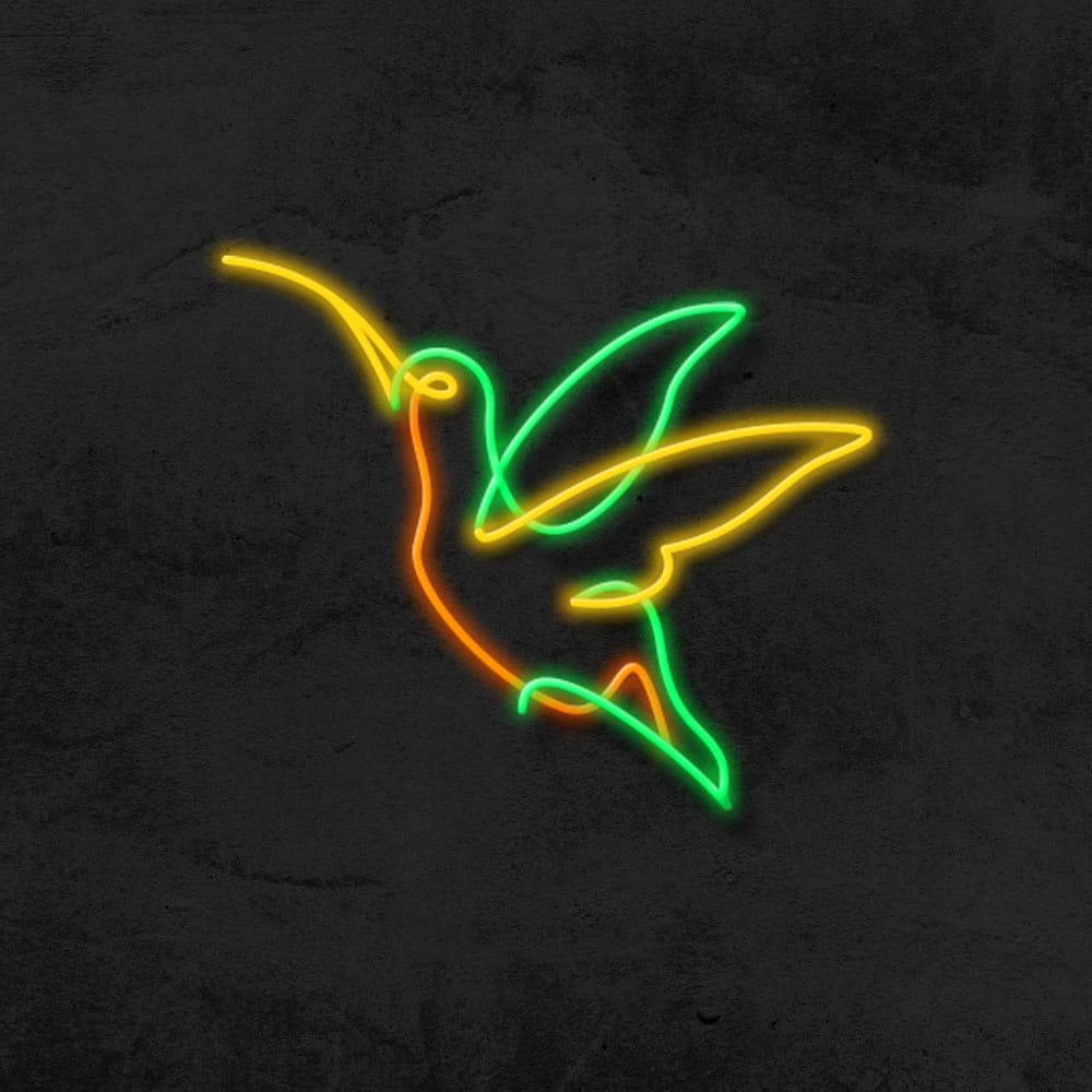 Néon colibris