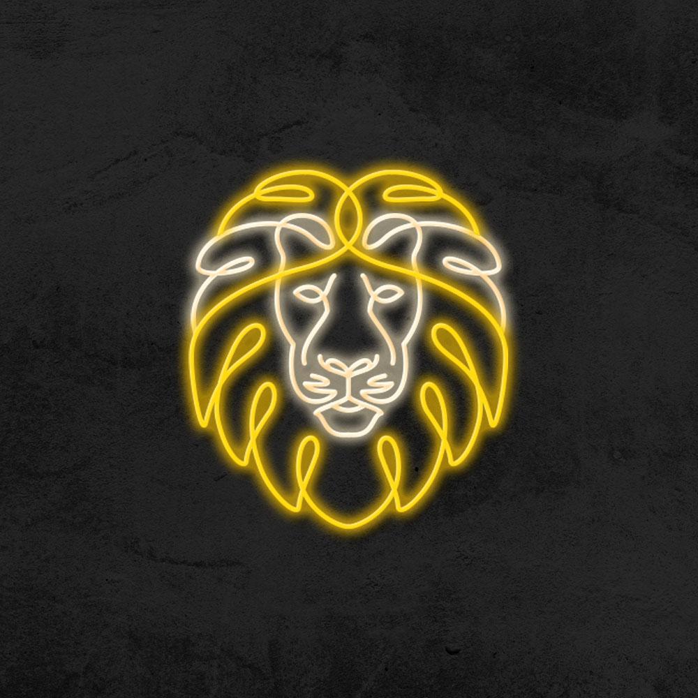 Néon Lion