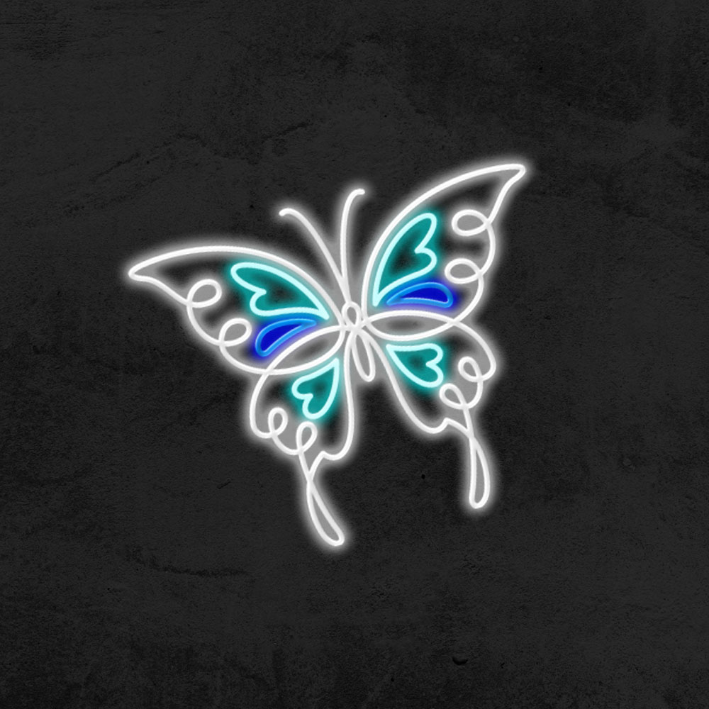 Néon Papillon